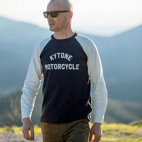 Kytone Rought Longsleeve T-Shirt
