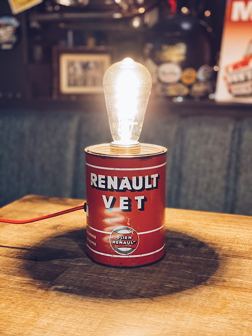 Renault Vet light