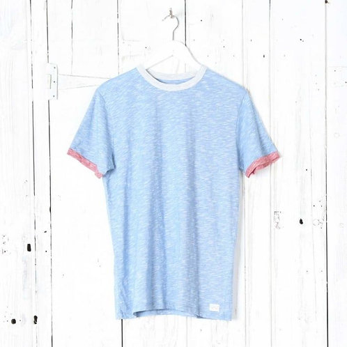 Edwin 'National' T-Shirt I Blue