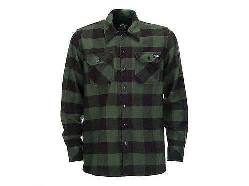 Dickies 'Sacramento' Shirt | Green