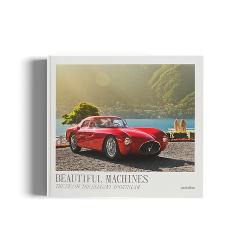 Beautiful Machines, the Era of Elegant Sports Cars