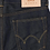 Thumbnail: Edwin ED 55 Rainbow Selvage I Blue Unwashed