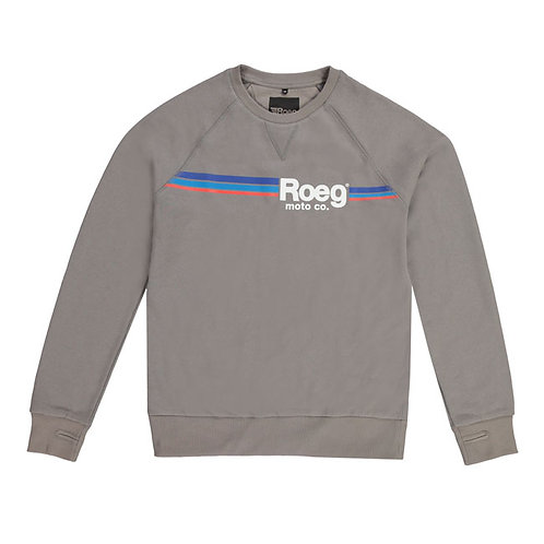 Roeg 'Ton' sweater - Grey