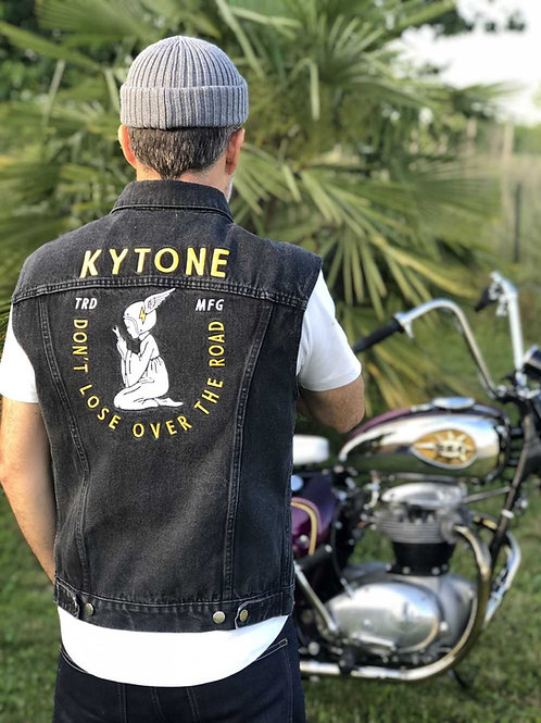 Denim jacket Kytone 'Rick'