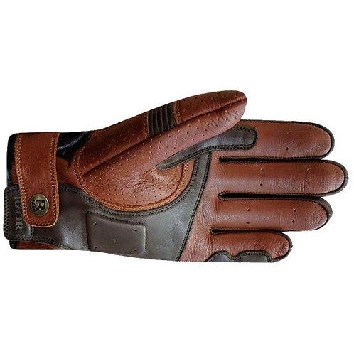 Racer Gloves 'Dante' l Brown