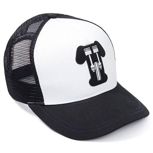 Triumph Kerosene Cap I Black - Bone