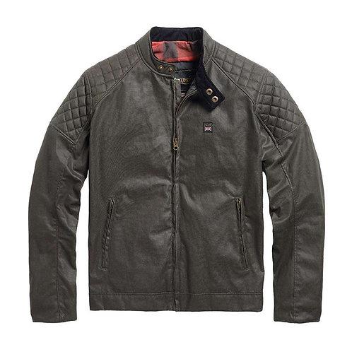 Triumph Kirk Khaki Jacket