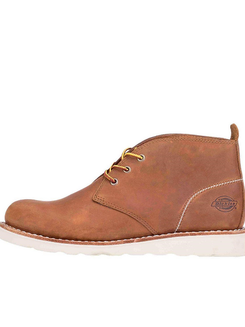 Dickies 'Nebraska' Chukka Boots I Brown