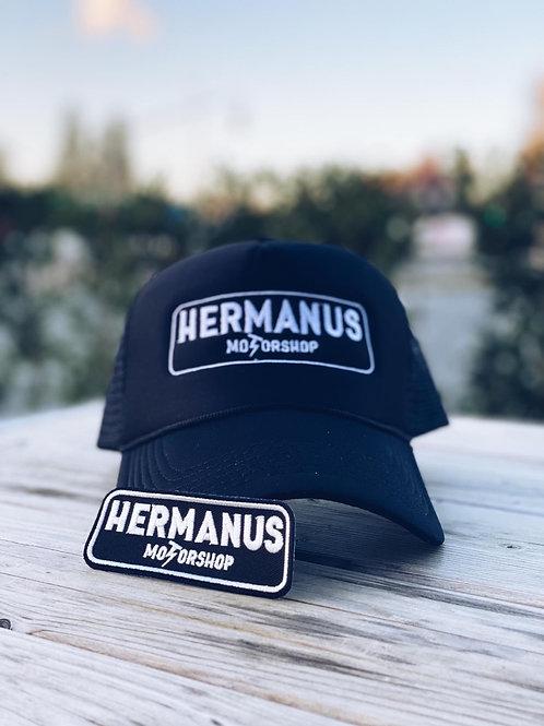 Hermanus Patch + Cap