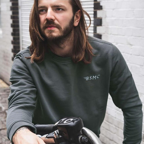 BSMC The Bike Shed Sweater I Grey