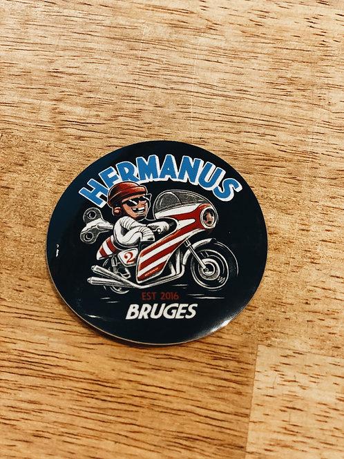 Hermanus Logo Sticker