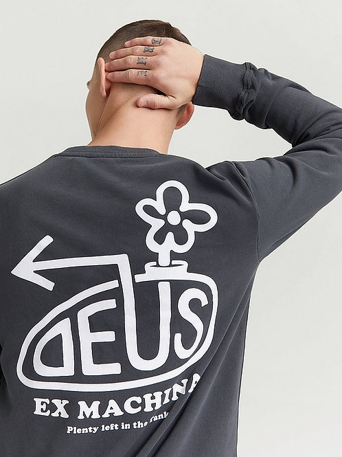 DEUS Thirst Crew Sweater