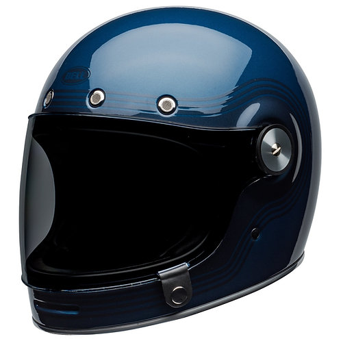 Bell Bullit Flow Gloss Blue/Black