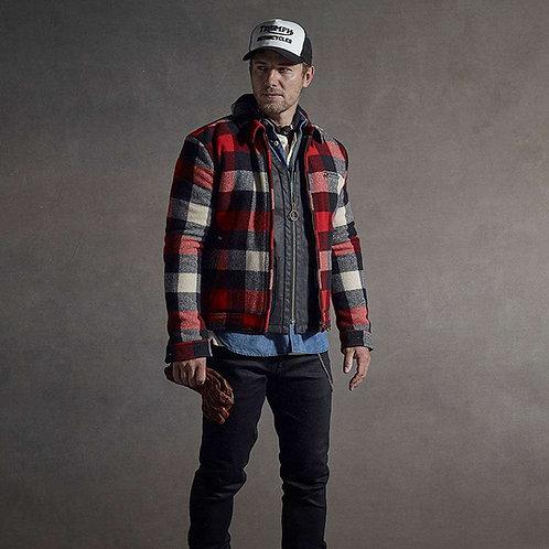 Triumph Avenham Checked Wool Jacket