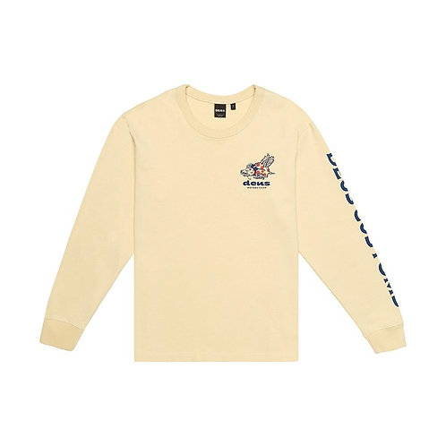 Deus Flying Pigs Long Sleeve