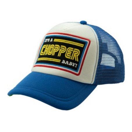 Cap It's a Chopper | Blue