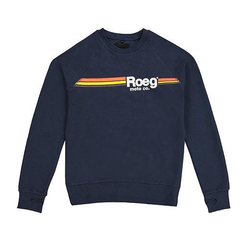 Roeg 'Ton' sweater - Navy