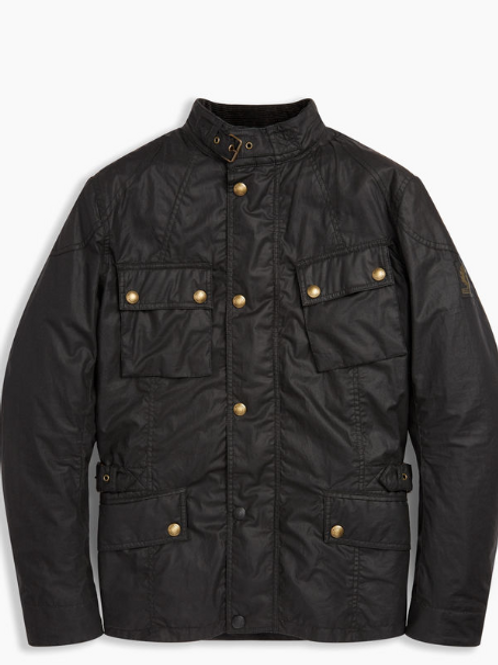 Belstaff Crosby Wax Jacket l Black