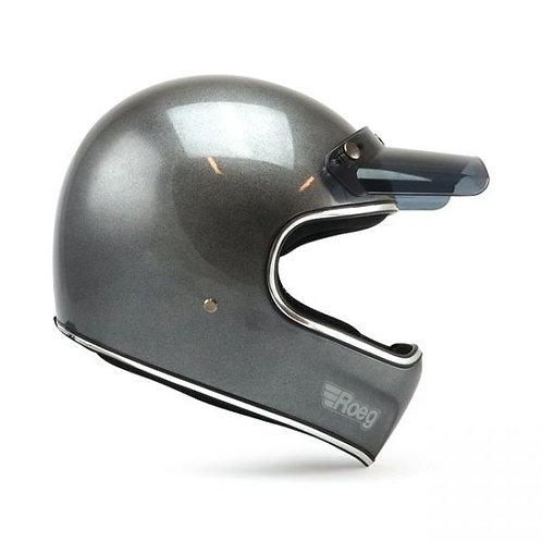 Roeg Peruna Helmet | Metal Black