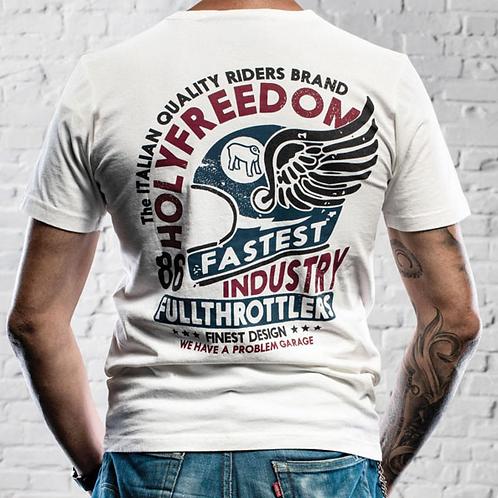 Holy Freedom 'Helmet' T-shirt