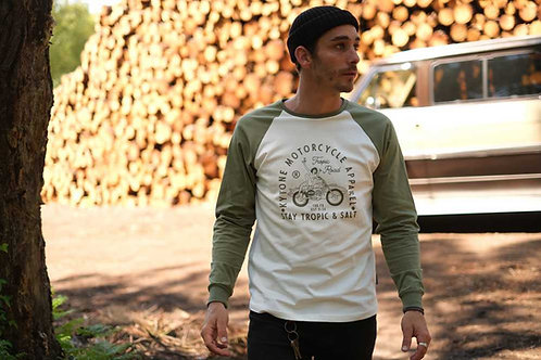 Kytone LS T-shirt 'Tropic'