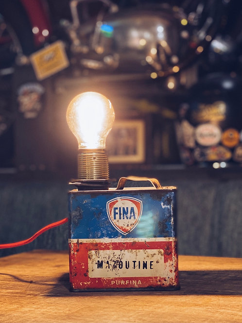 Fina Mazoutine light