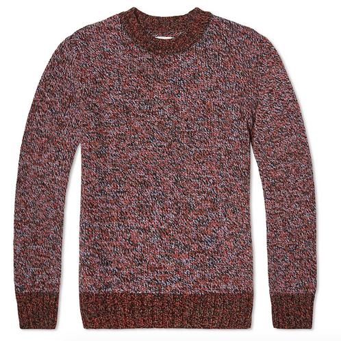 Edwin Dock Sweater I Wine