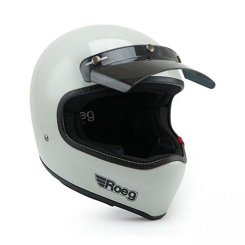 Roeg Peruna Helmet | Fog White