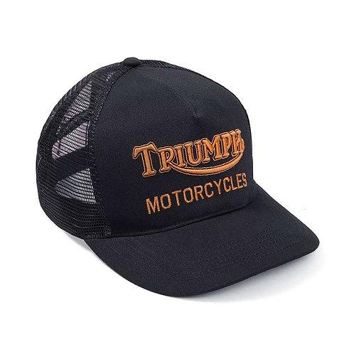 Triumph Oil Cap I Black - Gold