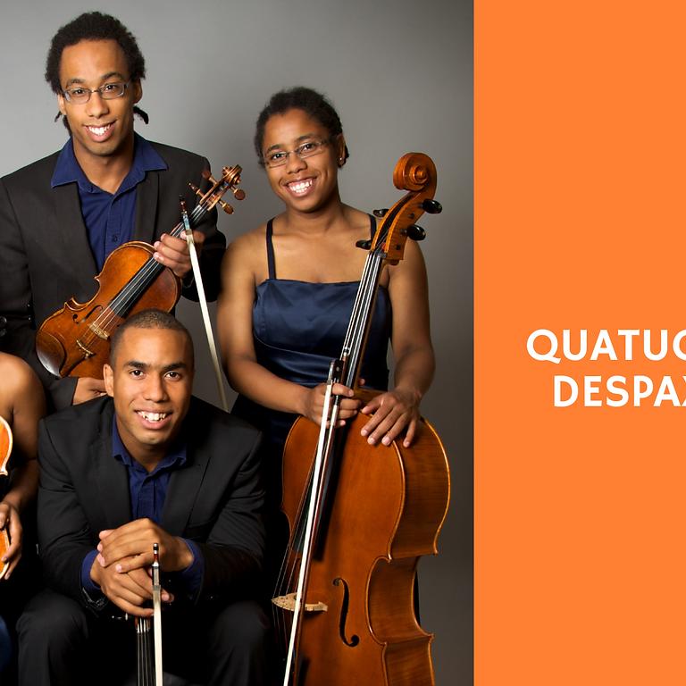 Concert apéro - Le quatuor Despax