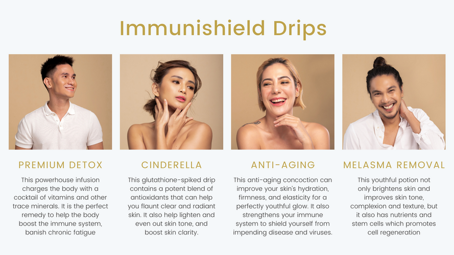 Immunishield Drips