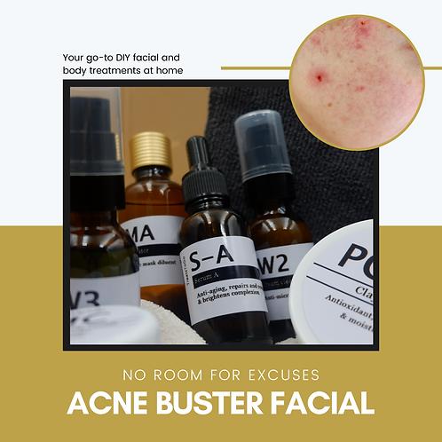 DIY 30 mL Acne Buster Facial