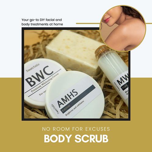 DIY Whitening Body Scrub