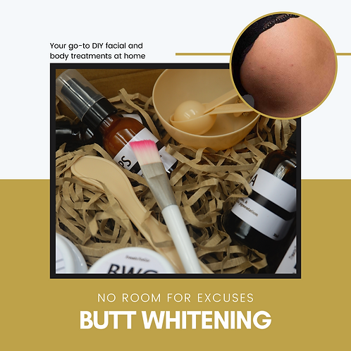 DIY Butt Whitening