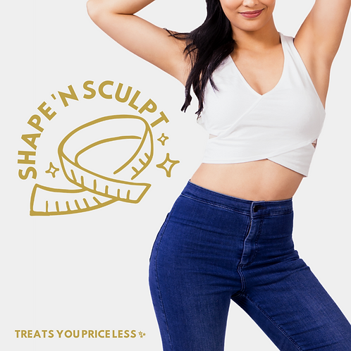 34% OFF for Fit Academy: Shape 'n Sculpt