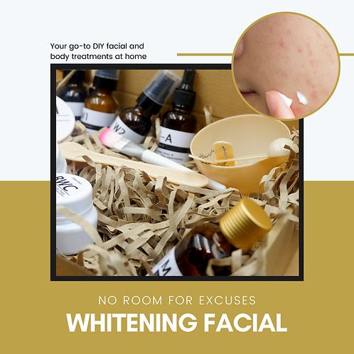 DIY 30 mL Whitening Facial