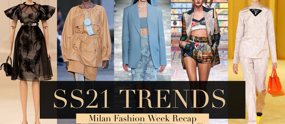 SS21: 4 Trends in MFW You Need To Know
