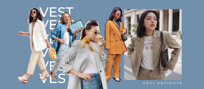 Choosing your right winter  blazer with 4 easy tips | 4 Tips Chọn Blazer