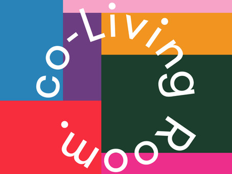 Sign up to the first cycle of the co-Living Room Community workshops!