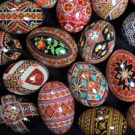 Easter egg, pysanka