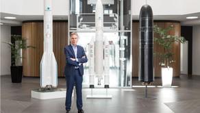 [Lumière sur] Gilles FONBLANC, carrière dans l'Aéronautique avec le Secrétaire Général d'ArianeGroup