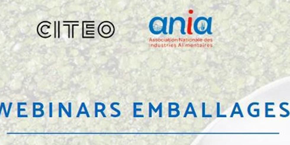 Webinar CITEO/ ANIA - Réemploi : décryptage et perspectives