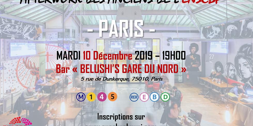 Afterwork ENSCBP ALUMNI PARIS #4