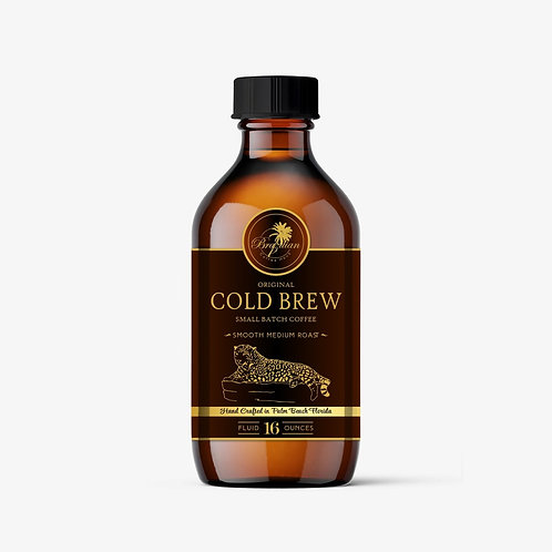 Brazilian Coffee Haus Smooth Cold Brew Coffee
