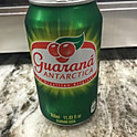 Guarana Soft Drink (A Brazilian Favorite)