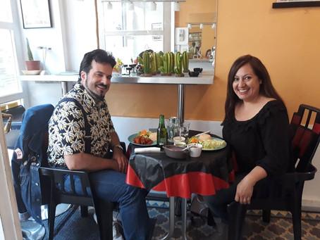 Tacos y Quesadillas en el  Centro de Francia
