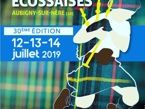 Un Día en Aubigny-sur-Nère Celebrando la Alianza Franco-Escocesa