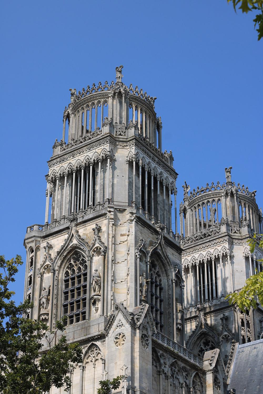 Torres de la catedral de Orleans