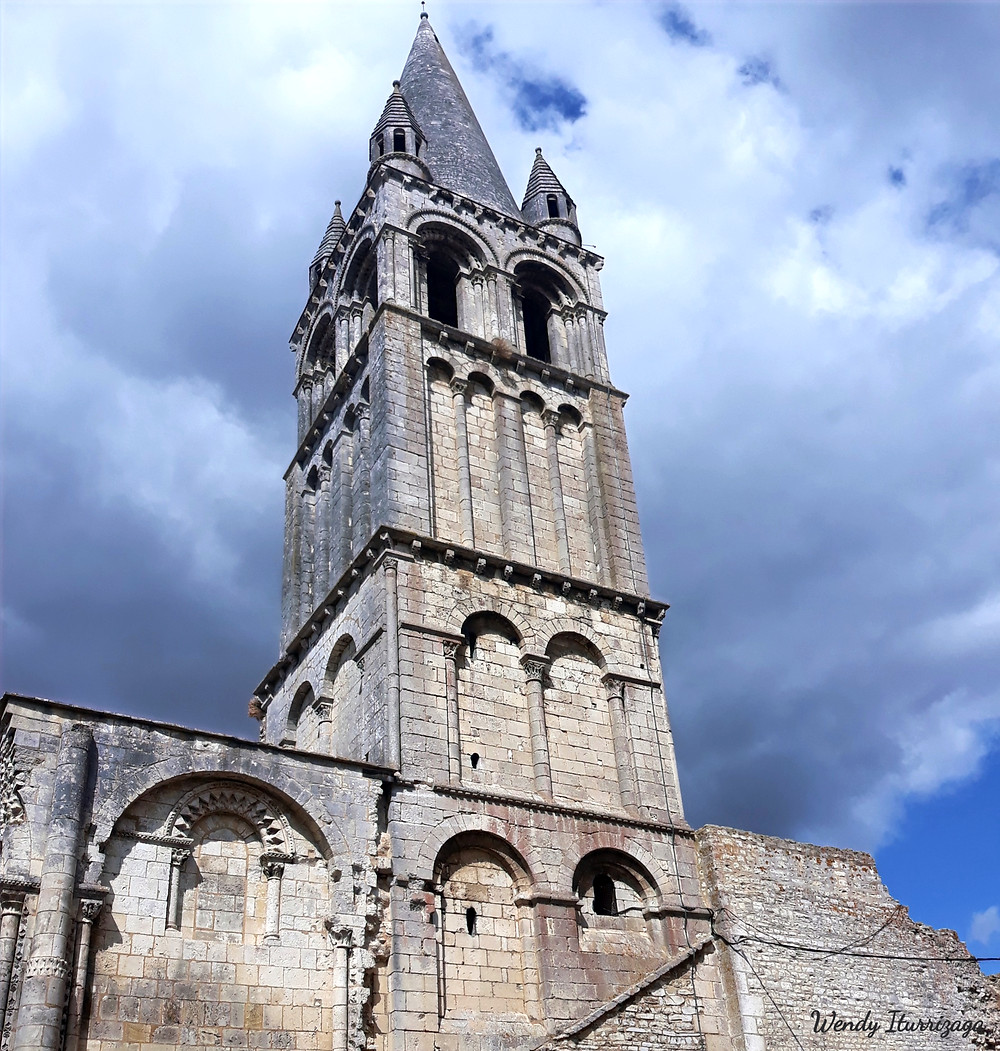 Abadía de Déols