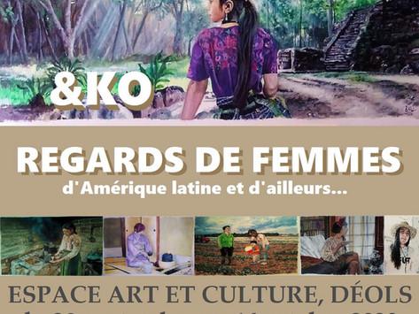 Exposición: Miradas de Mujeres